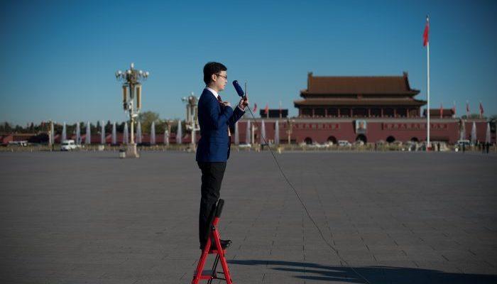Опасности журналистской профессии в Китае