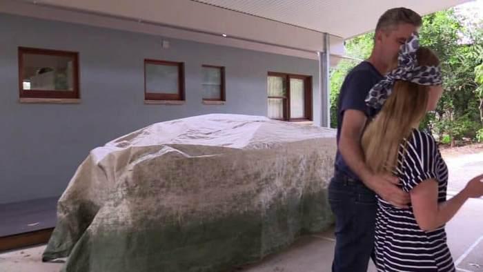 Отец обещал дочери купить машину, когда девушка сдаст на права. Сюрприз удался на славу! (видео)