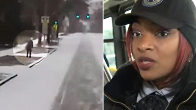 Схватки начались на 2 месяца раньше. Женщина вышла на дорогу и остановила автобус