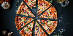 Пицца на завтрак лучше хлопьев с молоком, утверждают диетологи