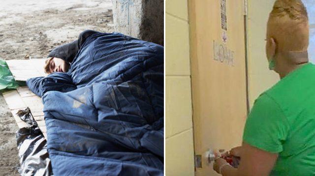 Сына школьной уборщицы убили. Она оборудовала кладовку, чтобы предотвратить рост преступности среди подростков