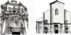 Художник создаёт потрясающе точные рисунки уникальных архитектурных строений. Вы должны это увидеть!