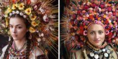 Восхитительные цветочные короны! О тысячелетней традиции напомнили украинские стилисты