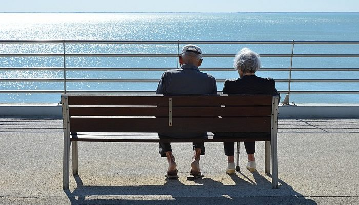 Супруги развелись 50 лет назад, поняли, что ошиблись, и поженились вновь!