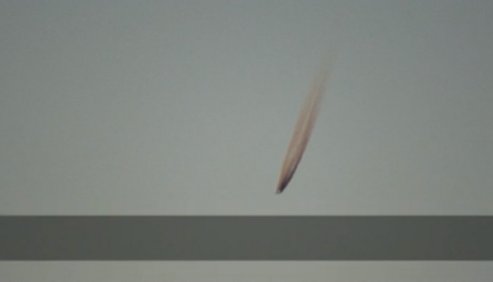Журналист в Швейцарии сфотографировала НЛО