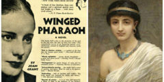 Воспоминания о прошлых жизнях в помощь археологам? Писательница вспомнила, как была фараоном Древнего Египта