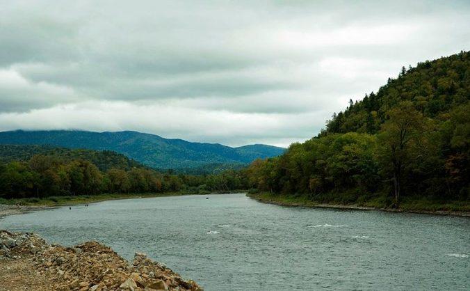 Анюйский национальный парк, река