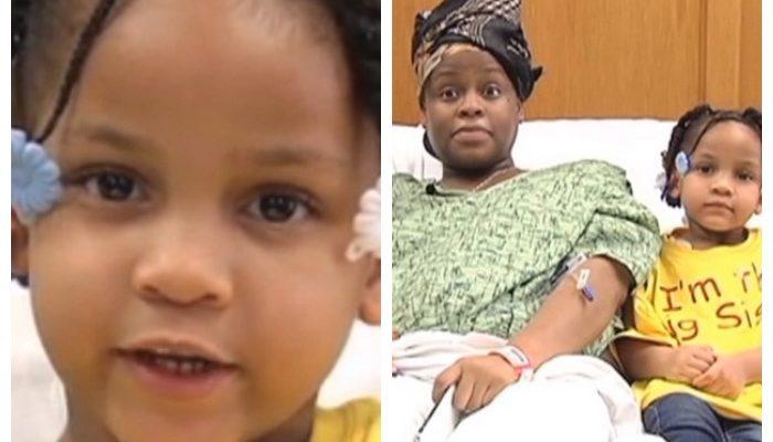 4-летняя девочка спасла беременную маму во время эпилептического приступа