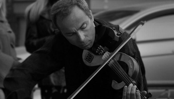 (Видео) Потрясающая музыка в московском метро