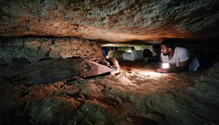 Город мёртвых с мумиями жрецов раскопали археологи в Египте. Находке 2000 лет