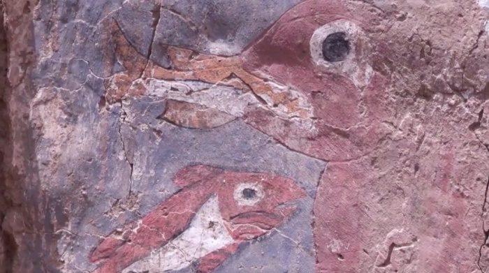1700-летний банкетный зал нашли в Перу