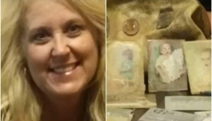 Женщина потеряла сумку с фотографиями маленького сына. Спустя 26 лет сумку нашли рыбаки!