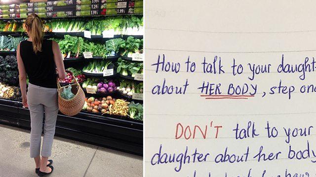 Девочки страдают от психических расстройств, стремясь выглядеть как модели. 14 советов мамам, как разговаривать с дочками об их теле