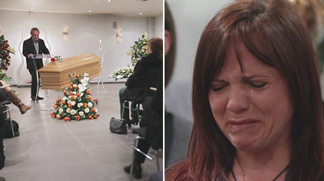 Они думали, что идут на встречу с друзьями, а попали на собственные похороны. Этот эксперимент заставил любителей быстрой езды задуматься