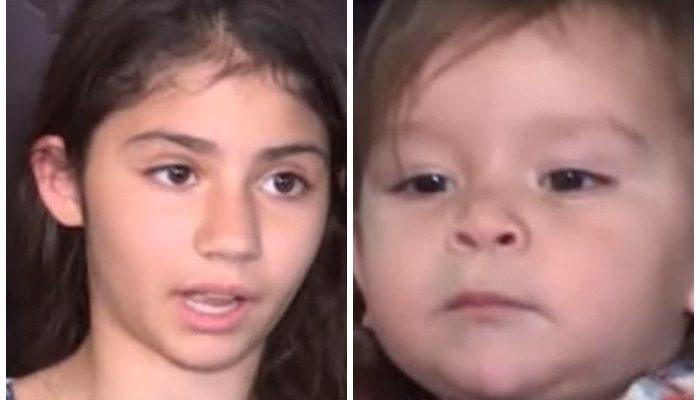 10-летняя девочка закрыла собой младших братьев от пуль во время перестрелки на парковке