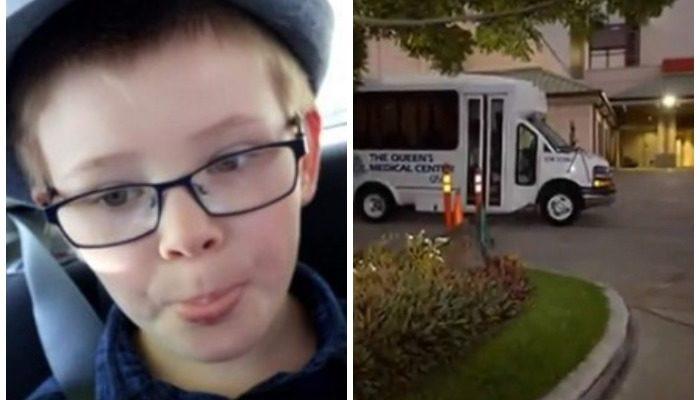 6-летний мальчик перед смертью попросил отдать свои органы другим людям
