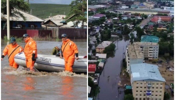 «На Амур за час навезли столько гуманитарки, что больше не нужно пока». Люди объединяются, чтобы помочь пострадавшим от наводнения в Забайкалье