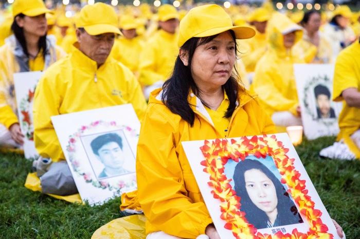3 000 свечей зажглись в память о погибших. Компартия Китая продолжает убивать