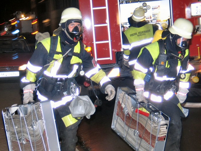 Братья играли в прятки, и один закрылся в сейфе. На спасение ребёнка у пожарных ушло больше 3 часов