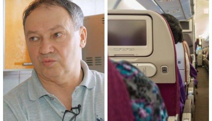 Врач футбольного клуба «Армавир» дважды оказался единственным медиком во время полётов и спас пассажиров на борту