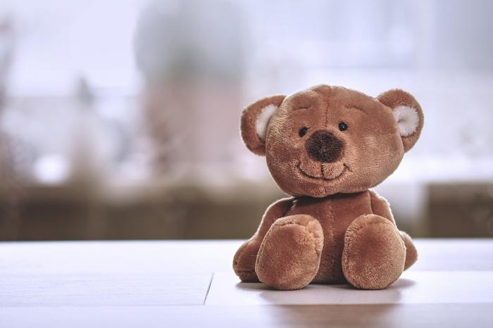 Маленькая девочка потеряла мишку, говорящего голосом умершей сестры. Соцсети за 2 часа помогли игрушке вернуться к хозяйке