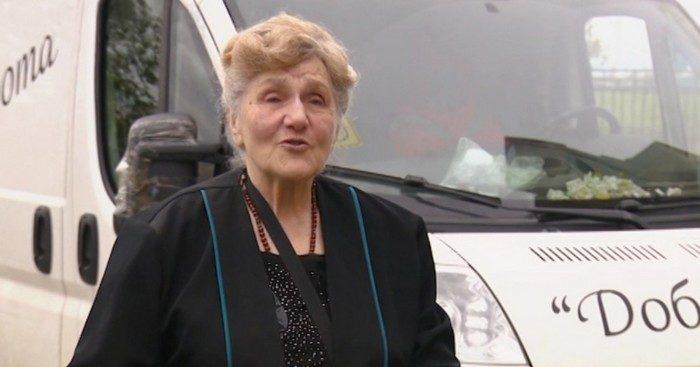 79-летняя жительница Санкт-Петербурга создала свой благотворительный фонд и спешит делать добро!