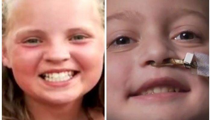Мама расплакалась, когда увидела фото мальчика, которому пересадили органы её погибшей дочери