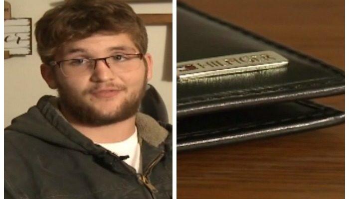 Незнакомец не просто вернул владельцу утерянный кошелёк, но и добавил в него денег!
