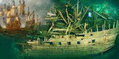 «Проклятый» корабль на дне Балтийского моря хорошо сохранился с 1564 года