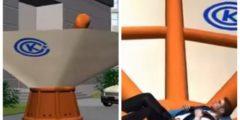 (Видео) Как спастись при пожаре в многоэтажке? Пользователь «Пикабу» поделился изобретением российской компании