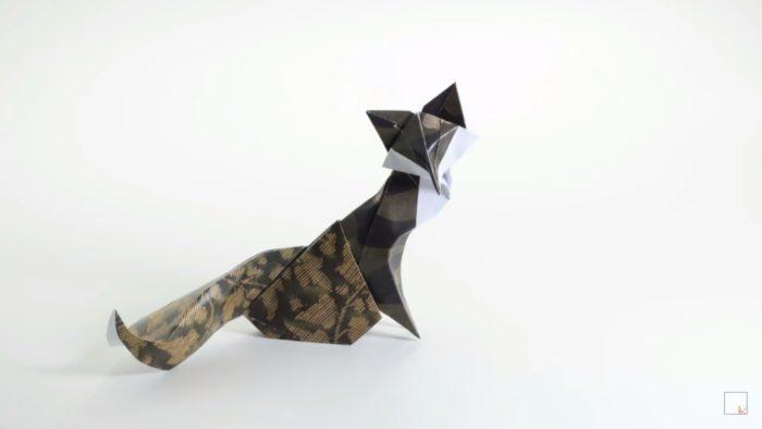 Невероятные живые оригами от вьетнамского художника. Это стоит увидеть!