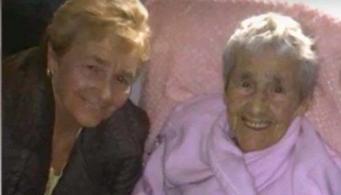 Новорождённую подбросили в коробке к детскому дому. И только через 73 года она нашла свою маму!