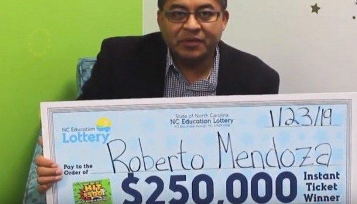Часто голодавший в детстве мужчина выиграл в лотерею 250 000$. Теперь он готов накормить сотни нуждающихся!