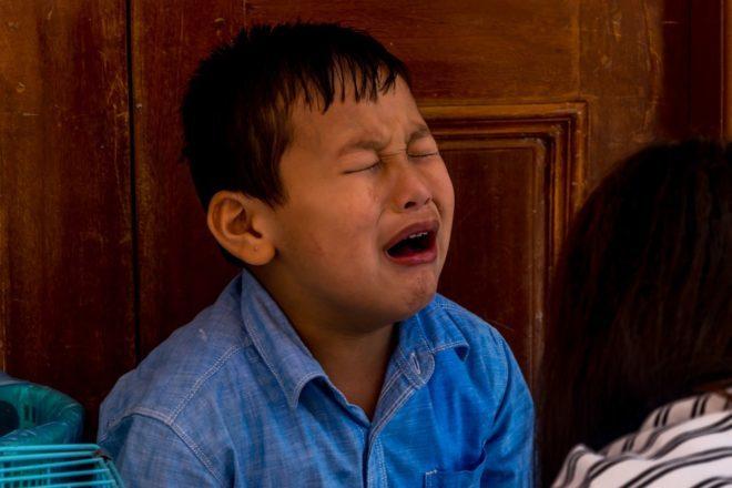 11-летний мальчик заботился о трёх младших братьях после того, как их мать исчезла