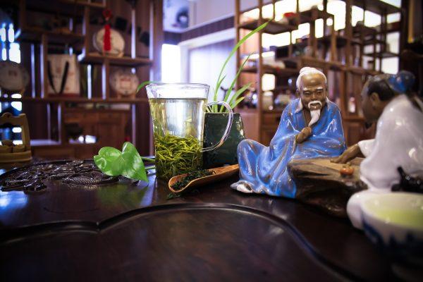 История возникновения чайной традиции в Китае