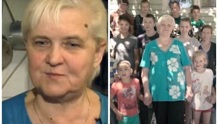 «Чужих детей не бывает». Самая многодетная мать России воспитала 81 ребёнка