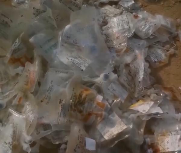 Made in China: игрушки из медицинских отходов, подгузники из гигиенических прокладок и другие ужасы китайского производства