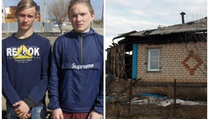 Трое подростков спасли из горящего дома 5 детей. «У нас так принято — помогать людям»