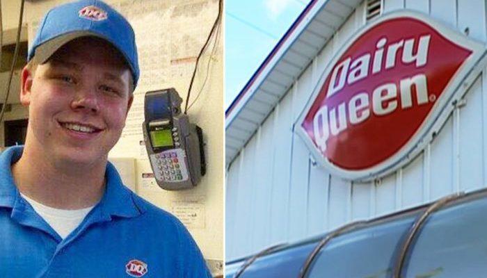 Менеджер ресторана отдал слепому свои 20$ взамен украденных у него и стал звездой соцсетей!