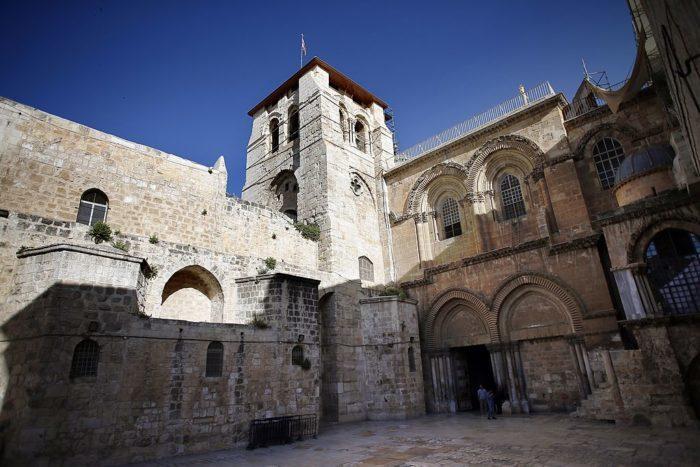 Переговоры об открытии гробницы Иисуса Христа длились больше 50 лет. Содержимое должны были увидеть впервые за 500 лет!