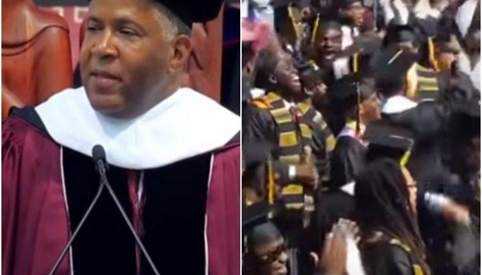 «Мы все плакали». Миллиардер пообещал погасить долги выпускников колледжа на 40 млн долларов!