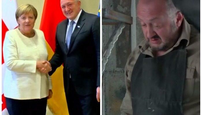 Экс-президент Грузии стал плотником и управдомом: «Есть жизнь и после политики»
