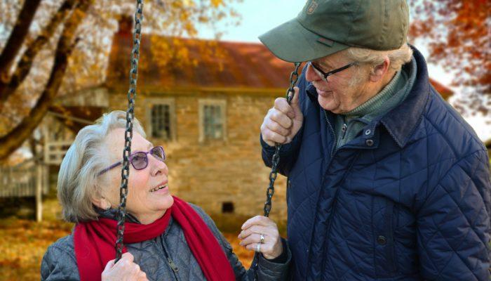 Супруги отметили 75 лет брака в той же церкви, где венчались. Любовь существует!