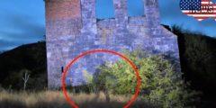 Человеческая тень на фото полуразрушенной церкви встревожила фотографов