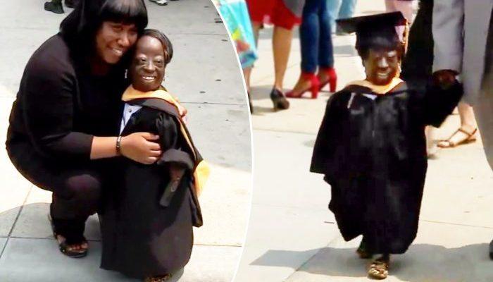 Врачи заверили, что новорождённая проживёт не более трёх дней, а она уже закончила университет!