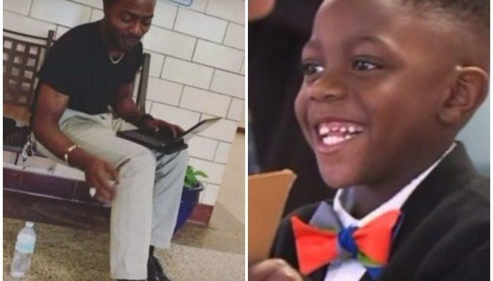 Учитель отдал мальчику свою обувь на выпускном взамен развалившейся. Мужчина хочет научить детей взаимопомощи!