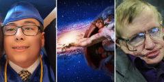 11-летний гений астрофизики утверждает, что Бог есть, а Стивен Хокинг был не прав