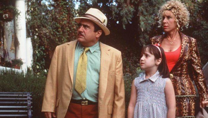 Актриса вспоминает, как Дэнни Де Вито и Рея Перлман помогли ей в детстве, когда её мама умирала от рака