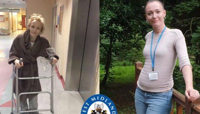 37-летняя наркоманка за год превратилась в привлекательную леди. Помог ей в этом полицейский