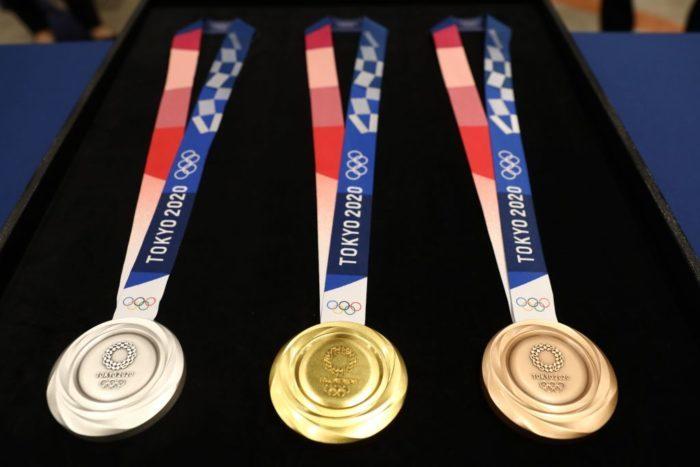 78985 тонн электронных отходов переработали в 5000 медалей для Олимпиады Токио-2020. Стремление японцев к защите экологии восхищает!